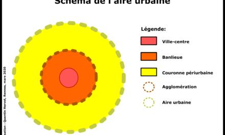 Image illustrant l'article Schéma de l'aire urbaine de Clio Carto