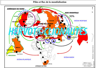 Carte Amerique Terminale Es.Les Cartes Au Programme De Terminale Clio Carto